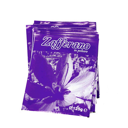 Saffron Powder (Zafferano)- 0.125gr