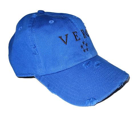 Royal Blue Vero Dad Hat