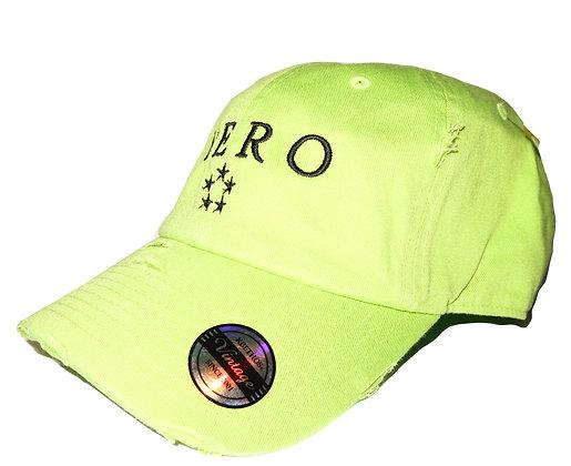 Electric Green Vero Dad Hat