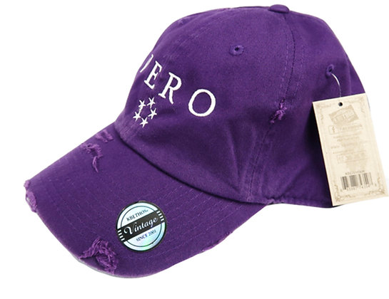 Purple Royalty Vero Dad Hat
