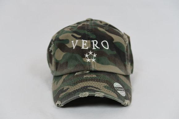 Camo Vero Dad Hat