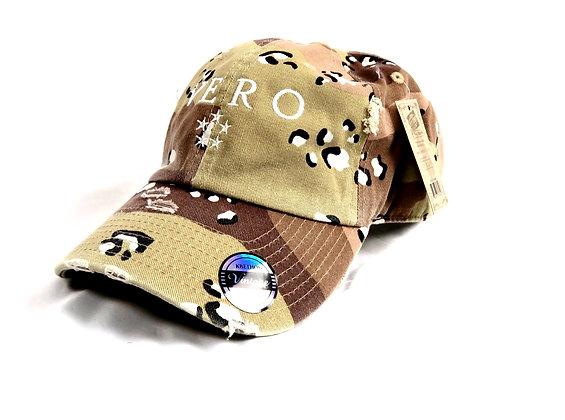 Desert Camo Vero Dad Hat