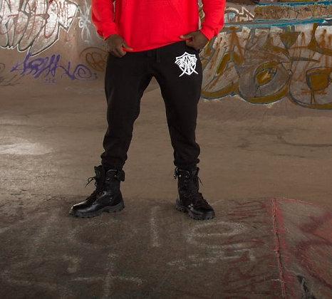Vero Shield Black Jogger Sweatpants