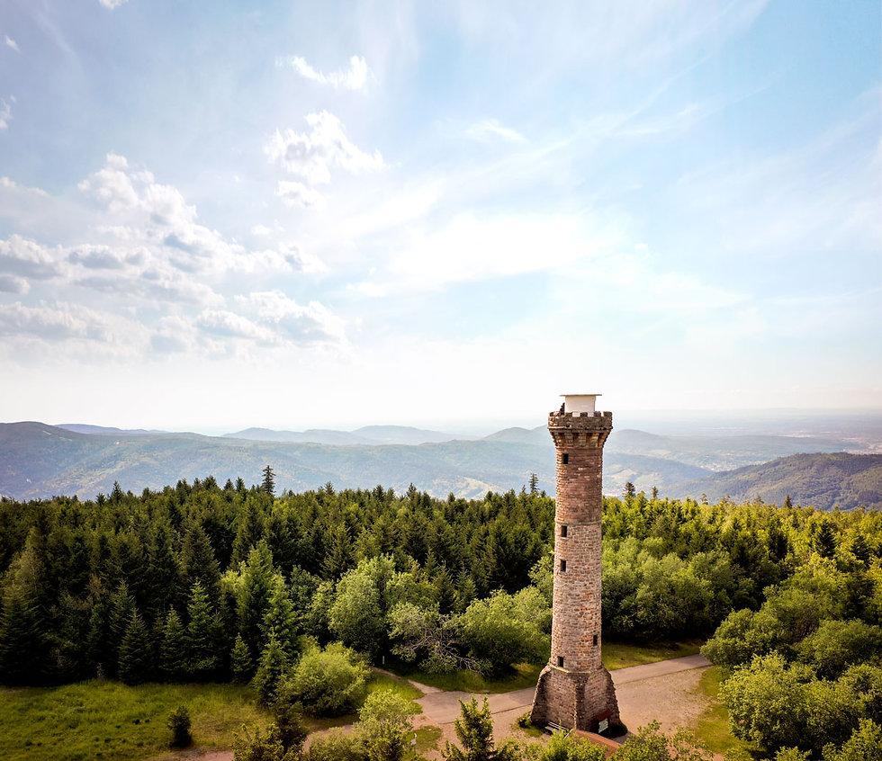 Wildwestweg-Holohturm