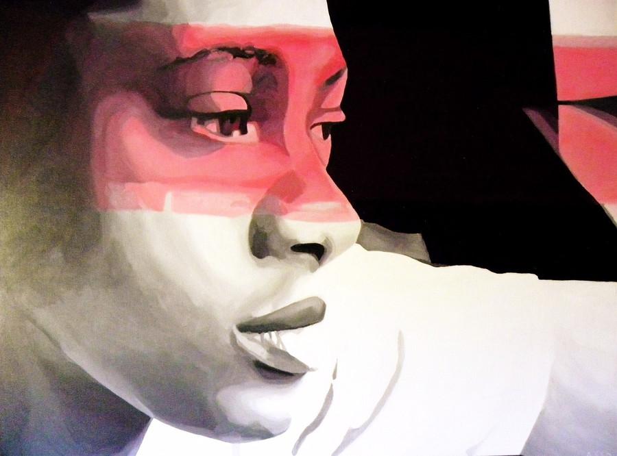 Jerrica | Angela M Stout Art