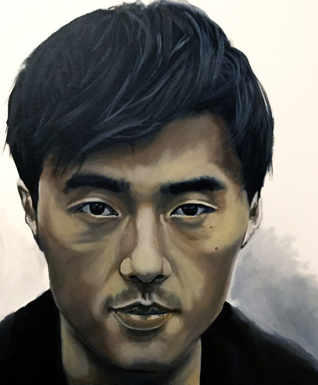 Portrait Study #5