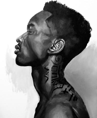 Portrait Study #3 small