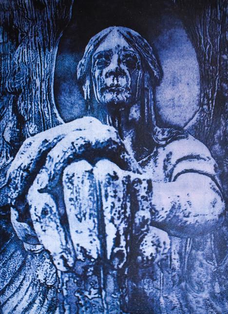 Angel of Death Blue