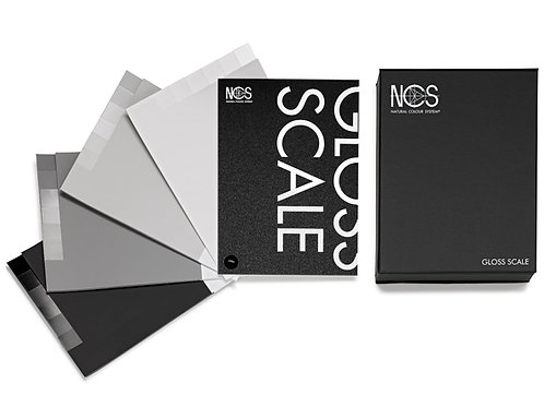 NCS GLOSS SCALE