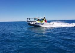 PV 01 at 34 knots