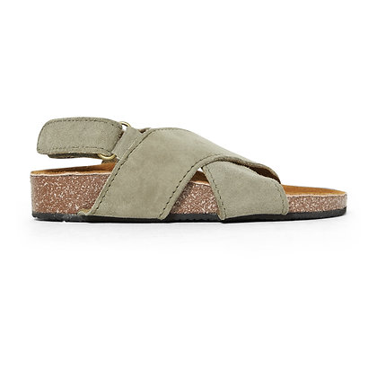 Little Gypsy Suede Sandals