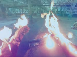 EHS VR TRAINING - FIRE HAZARD