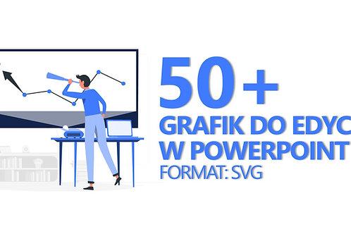 Prezentacja PowerPoint grafiki svg