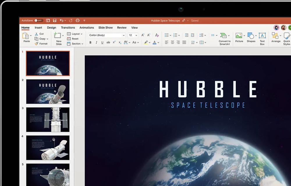 Projektowanie prezentacji powerpoint