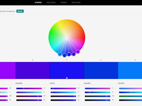 Schematy kolorów w prezentacji
