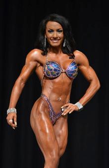 IFBB PRO Yamila Rodriguez
