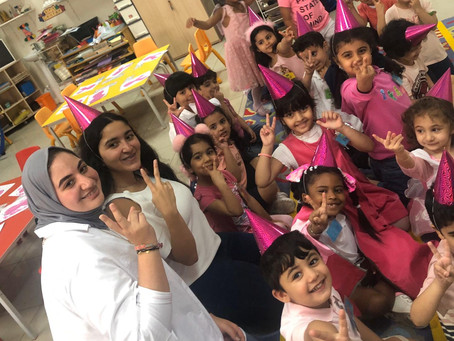 Pink Day- Sunday 27 October 2019