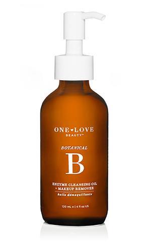 One Love Organics Botanical B Enzyme Cleansing Oil 4oz
