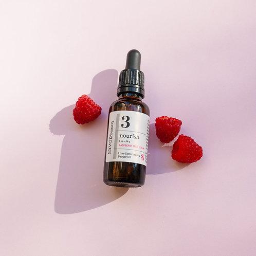 Raspberry Seed Line-Diminishing Organic Serum