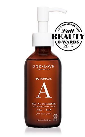 Botanical A Facial Cleanser