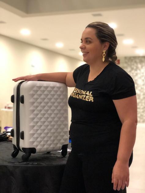 Organização de malas