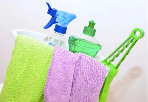 Você sabe utilizar os produtos de limpeza corretamente?