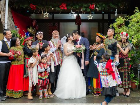 高雄婚攝 4.7康楚&怡恩 那瑪夏部落婚禮
