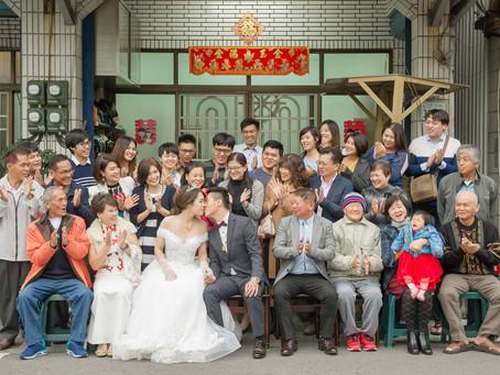 1 year anniversary! 銘均&惠勤 Wedding