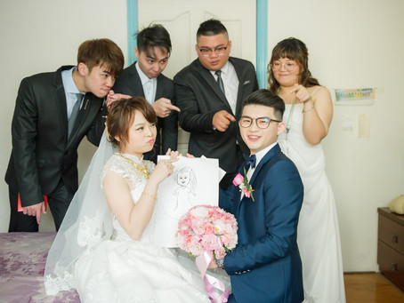 嘉義婚攝4.6文斌&紫芸 一葉餐廳婚宴會館