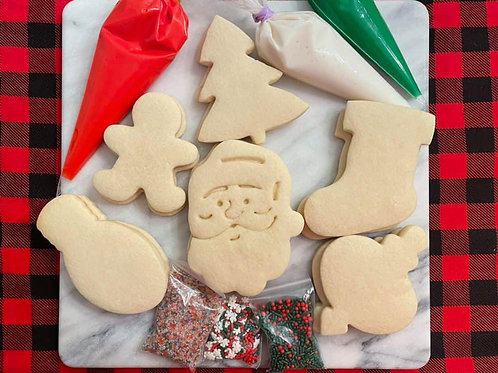 Downing Middle School DIY Cookie Kit Fundraiser