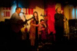 Arcelia - Folk/Soul trio Teresa Gallagher Simon Foster Gavin Alexander