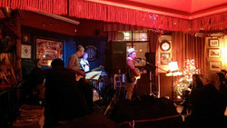 Supporting Mark Nevin & band