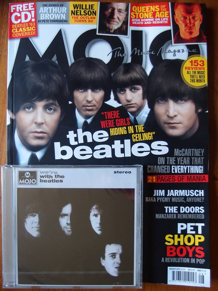 Mojo Magazine CD cover album