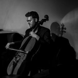 Ben Trigg - cellist