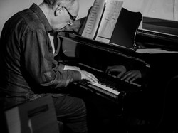 Perry White - pianist