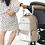 Thumbnail: Vanilla Latte Boss Backpack | Diaper Bag