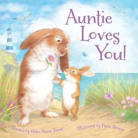 Auntie Loves You Picture Book