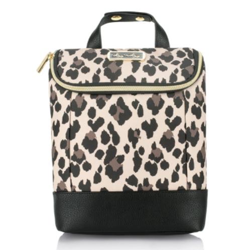 Chill Like A Boss Bottle Bag   Leopard