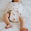 Thumbnail: Starter Swaddle | Legs In/Out | Blush Blossom