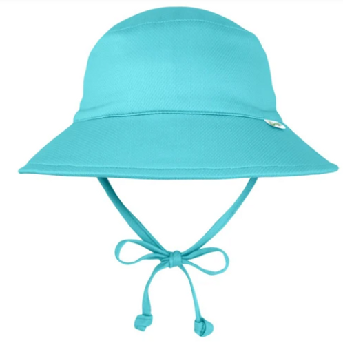 Breathable Swim + Sun Bucket Hat | Blue