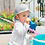 Thumbnail: Bucket Sun Protection Hat | Gray Fish