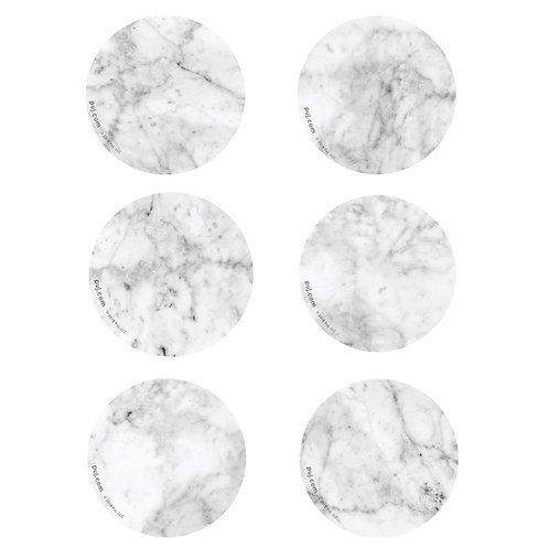 Grippy Bath Treads   Marble