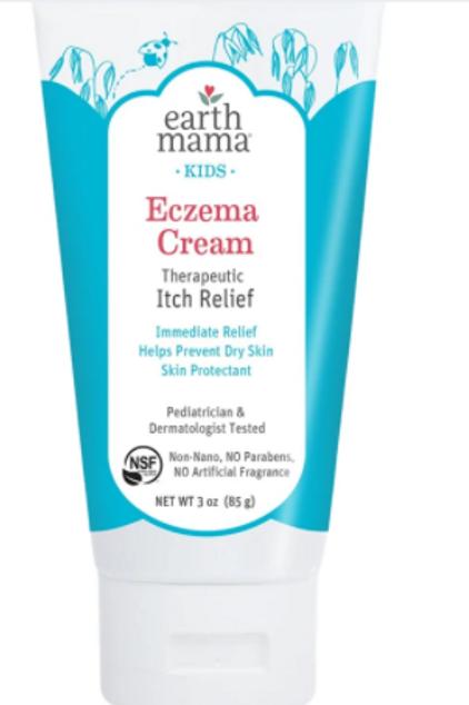 Eczema Cream Therapeutic Itch Relief