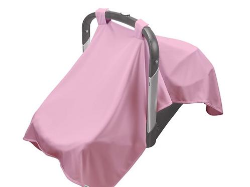 Breathable Sun Blanket   Light Pink
