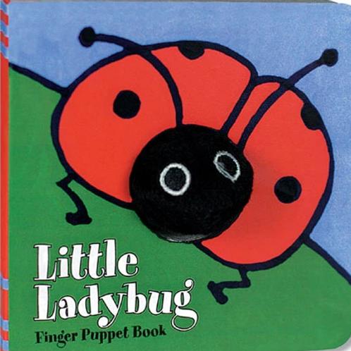 Little Ladybug Finger Puppet Book
