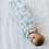 Thumbnail: Starter Swaddle | Legs In/Out | Angle Stripe