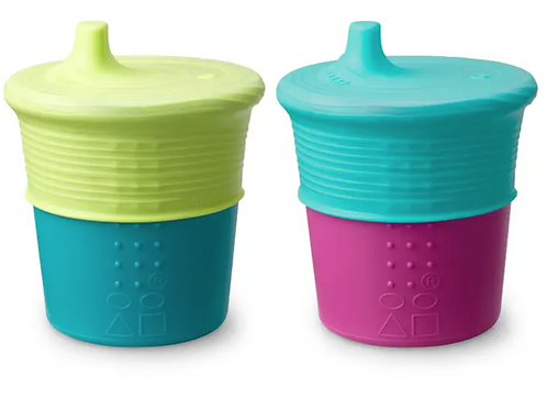 GoSili 8oz Universal Sippy Cup