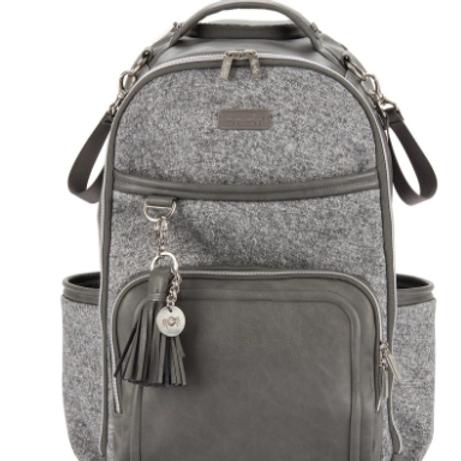 Boss Plus Diaper Bag Backpack | Grayson