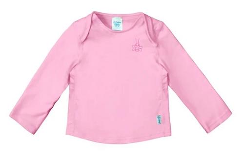 Rashguard Swim Shirt | Light Pink