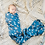 Thumbnail: Muslim Swaddle Blanket | Narwahl & Hello Sunshine